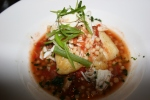 Halibut in Gauzetto