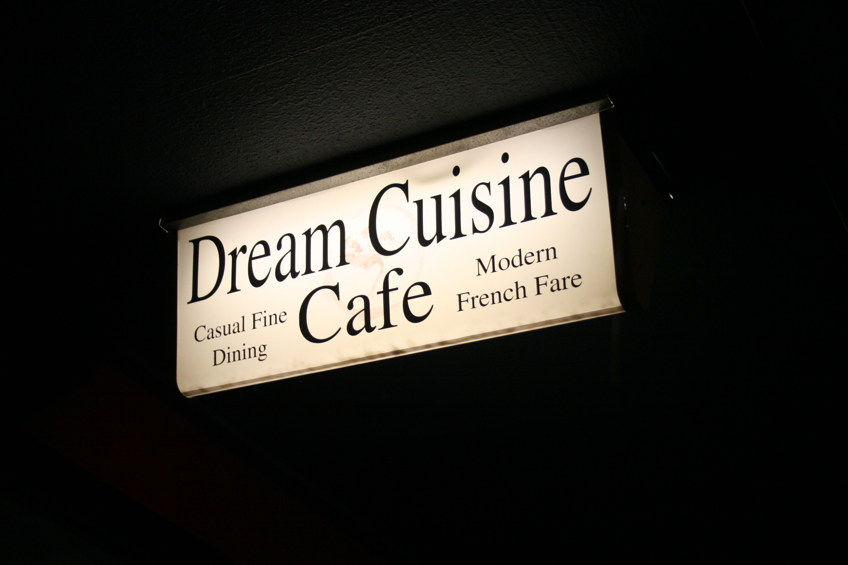 Dream Cuisine Cafe Cherry Hill